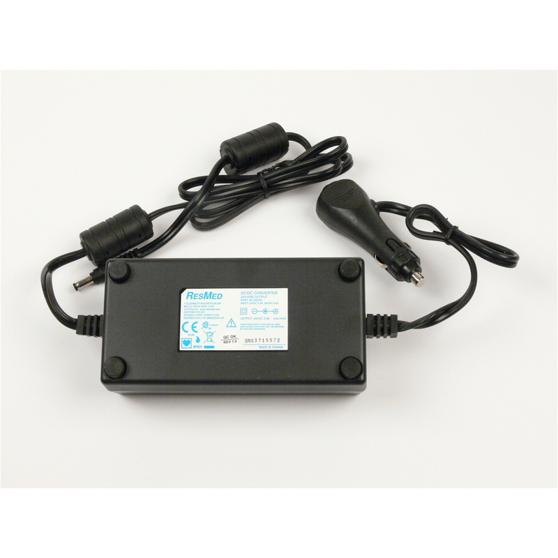 DC 24ConverterResMed cpap community view topic battery backup design (v2) S9 ResMed Supplies at crackthecode.co