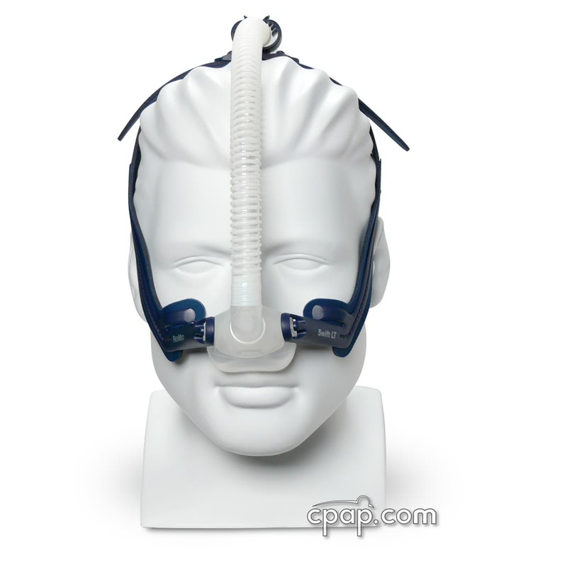 CPAP.com - Mirage Swift LT Nasal Pillow CPAP Mask with Headgear
