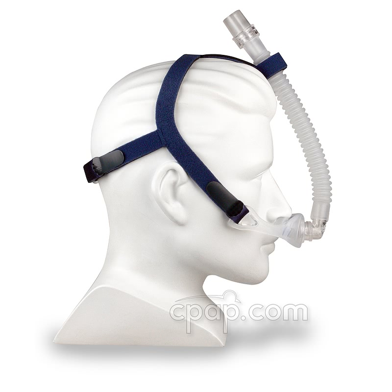 Cpap Com Stealth Nasal Pillow Cpap Mask With Headgear